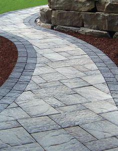 Farmer Jacks Gallery: Designs and Inspirational Ideas for Patios, Poolsides, Driveways and Walkways. Permacon, Unilock, Popular Pavers.