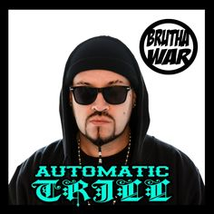 Brutha War - AUTOmatic TRiLL - I RAP about GOD not to appeal to the church but to show the streets that HE is REAL & HE can CHANGE YOUR LIFE & GIVE you a HOPE that you didn't think was possible!! Brutha War - The Bookkeeper247 Good Music, Rap, Hip Hop, Christian, Change, Awesome, Life, Hiphop, Christians