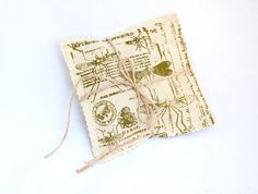 Lavender Sachet  Nature  Home Decor Scented by MyHouseOfDreams.