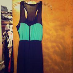 Summer dress Multi color Forever 21 Dresses High Low