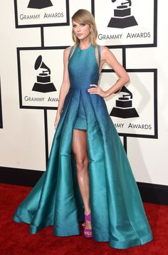 Taylor Swift was my favorite from the #Grammys2015!
