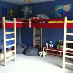 http://www.houzz.com/photos/kids-beds
