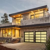 CleverHomes presented by tobylongdesign - pre fab homes that are amazing! Love this design, clean lines, just right