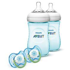 Philips Avent Teal Bottle Gift Set