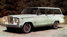 1963 Jeep Wagoneer SUV