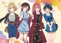 Anime Girl Cute, Beautiful Anime Girl, Kawaii Anime Girl, Anime Art Girl, Manga Art, Anime Girls, Chica Anime Manga, Otaku Anime, Popular Manga