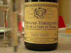 Louis Jadot En Caradeux Clos de la Croix de Pierre Pernand-Vergelesses 2001