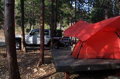 #Jeep #Wrangler #Camping #Hilleberg #Allak #남해편백자연휴양림