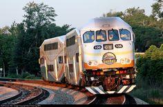 RailPictures.Net Photo: CFRC 106 Sunrail MPI MP32PH-Q at Lake Mary, Florida by Bob Pickering (BP)
