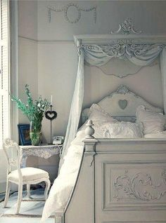 Beautiful French Boudoir Room Ideas
