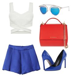 """""""classy 4th of july"""" by horvat-rea ❤ liked on Polyvore"""