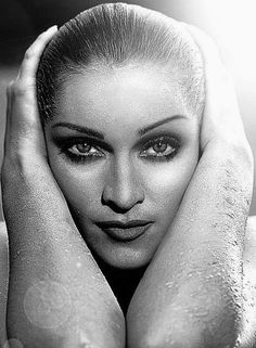 www.ditokadum.com: digital portraits for different people Picture of Madonna
