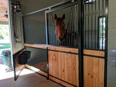 Boxes for horses Horse Tack Rooms, Horse Stables, Horse Farms, Dream Stables, Horse Barn Designs, Barn Layout, Barn Stalls, Horse Barn Plans, Horse Shelter