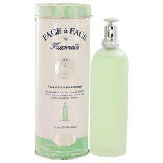 Face A Face By Faconnable Eau De Toilette Spray 5 Oz