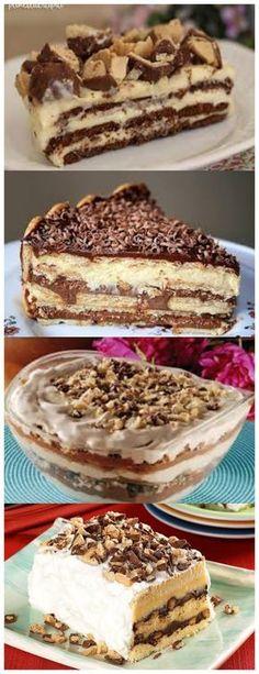 Pavê Ferrero Rocher 1 caixa de biscoito champanhe (180 g) 2 1/2 xícaras (chá) de leite 4 colheres (sopa) de chocolate em pó #receita#bolo#torta#mousse#pudim#aniversario#casamento#pave#confeitaria#chessecake#chocolate#natal#anonovo#blackfriday