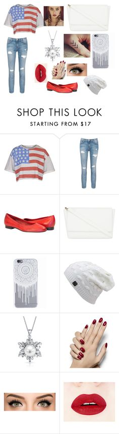 """""""Untitled #37"""" by glittergirl155 on Polyvore featuring Project Social T, Current/Elliott, Skinnydip and Bling Jewelry"""