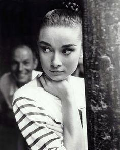 Audrey Hepburn photographed by John Engstead, 1956.