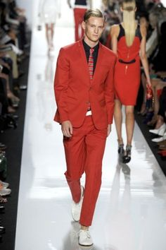 MK Red Suit Likes | Tumblr