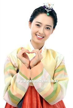 Hanbok, korean, 한복린- 한복.모델-고아라