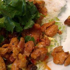 Mu Wan Thai Sweet Pork