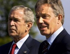 Blair-Bush Private Iraq War Talks To Be Published In The New Year...12/29...more>