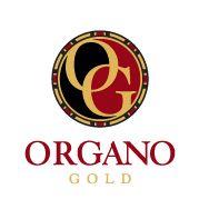 'Organo Gold Logo Full' Throw Pillow by notguilty Chinese Herbs, Gold Logo, Throw Pillows, Logos, Coffee, Kaffee, Toss Pillows, Cushions, Logo