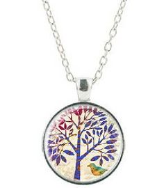 Christian Tree of Life Women's Earrings and Necklace