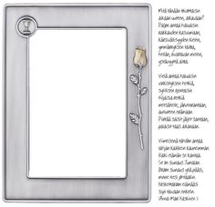 Runot - Marlan kuvat Wise Words, Frame, Quotes, Picture Frame, Quotations, Word Of Wisdom, Frames, Quote, Shut Up Quotes