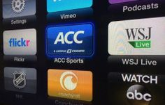 Apple TV Gains New ACC Sports Channel
