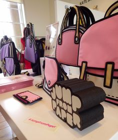 ✖WrapWhispererr✖️ Omg I SO want a Jump From Paper purse & backpack!!!  Jump From Paper Bag!!