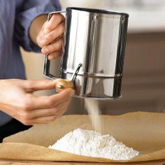 Flour Sifter  $22.00  #WilliamsSonoma