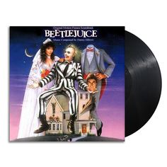 Lazy Labrador Records - Beetlejuice Soundtrack · LP, $28.49 (http://lazylabradorrecords.com/beetlejuice-soundtrack-lp/)