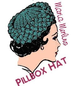 If you like the retro look, this hat is made to order just for you! Doubled yarn makes this a speedy item and it comes in two sizes! Crochet Snood, Crochet Adult Hat, Crochet Scarves, Diy Crochet, Crochet Clothes, Knitted Hats, Crochet Purses, Vintage Crochet Patterns, Easy Crochet Patterns