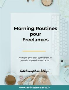 Morning Routine Freelances