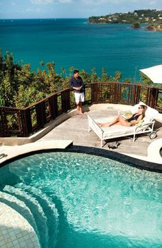 Millionaire Suite with Private Pool & Whirpool! | Sandals Resorts | St. Lucia