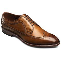 McGregor - Wingtip Lace-up Oxford Men's Dress Shoes by Allen Edmonds