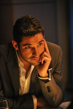 Tom Ellis,Lucifer,Devil,Angel