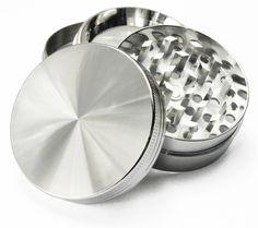 LIHAO Pollen Grinder Crusher für Tabak,Spice,Kaffee,4-teiliges Set mit Pollen Scraper Tabakmühle für Kraeuter,Gewürze Herb,Spice,Tobacco - http://www.amazon.de/dp/B00V4OT098