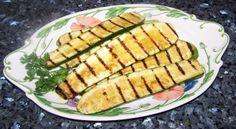 Donna Zavoral's Easy Grilled Zucchini