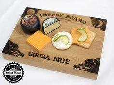 Oak Cheesy Ouija Board £25.00