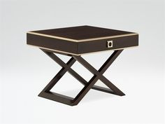 Damasio bedside table by Armani Casa