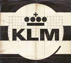 KLM (Royal Dutch Airlines) _ F K Henrion