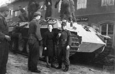 Bergepanther Ausf. D from the 1. Serie delivered in June 1943 by M.A.N.