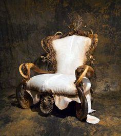 Phenomenal Furniture by Michel Haillard