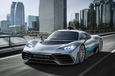 The new Mercedes AMG Project One hypercar is now official, we saw some photos of the car earlier and now we have a video of the car in action.
