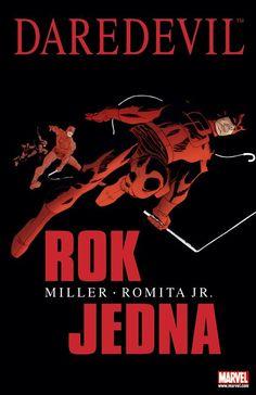 She is a bookaholic: Minirecenze: Daredevil - Rok jedna