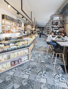 Gastronomica bistro, restaurant and shop by edit! architects
