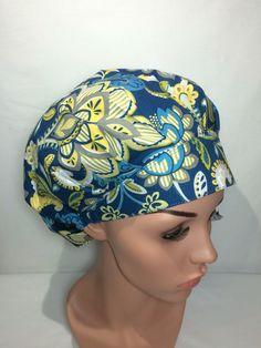 Bouffant Surgical Scrub Hat Scrub Cap Nurse Hat Chemo Cap Surgical Tech Gifts