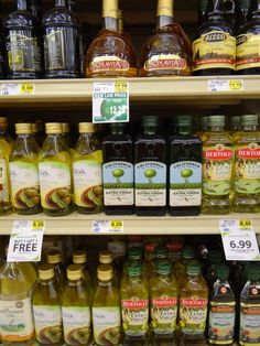 This is going to be a major disappointment for some of you. That really healthy oil…