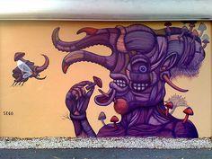 Sego for Art Basel Miami 2011